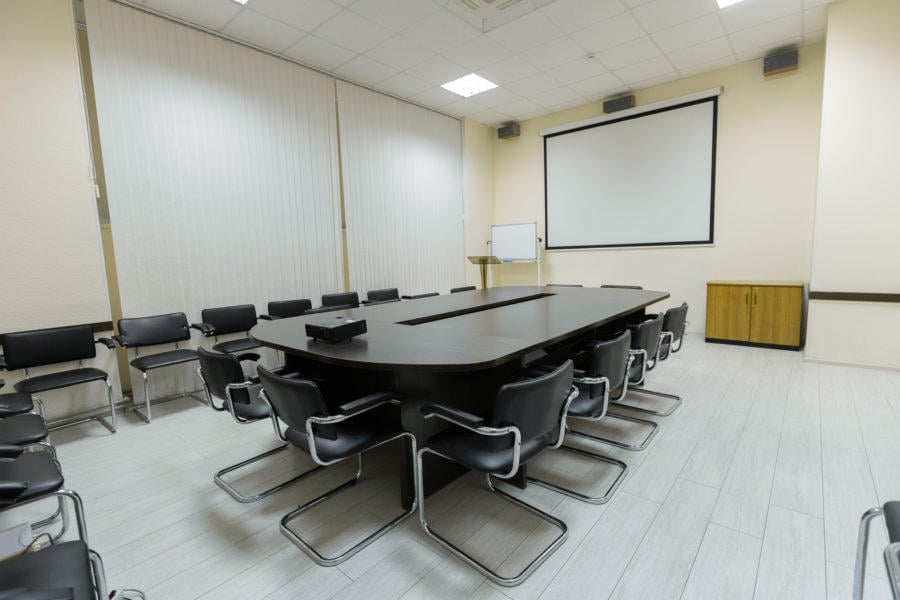 Small conference hall